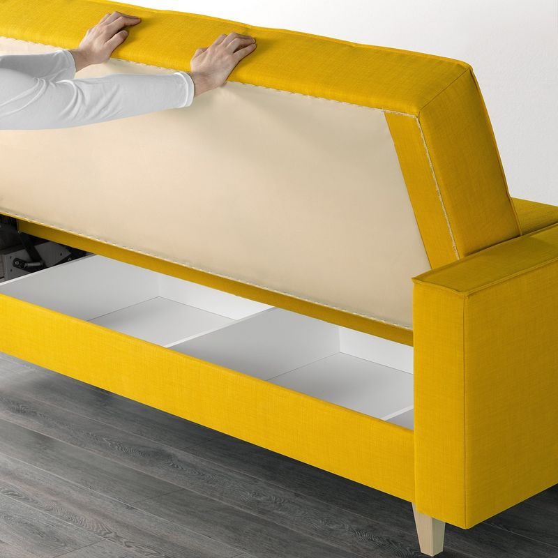 Диван IKEA Аскеста [204.507.99] - фото 6
