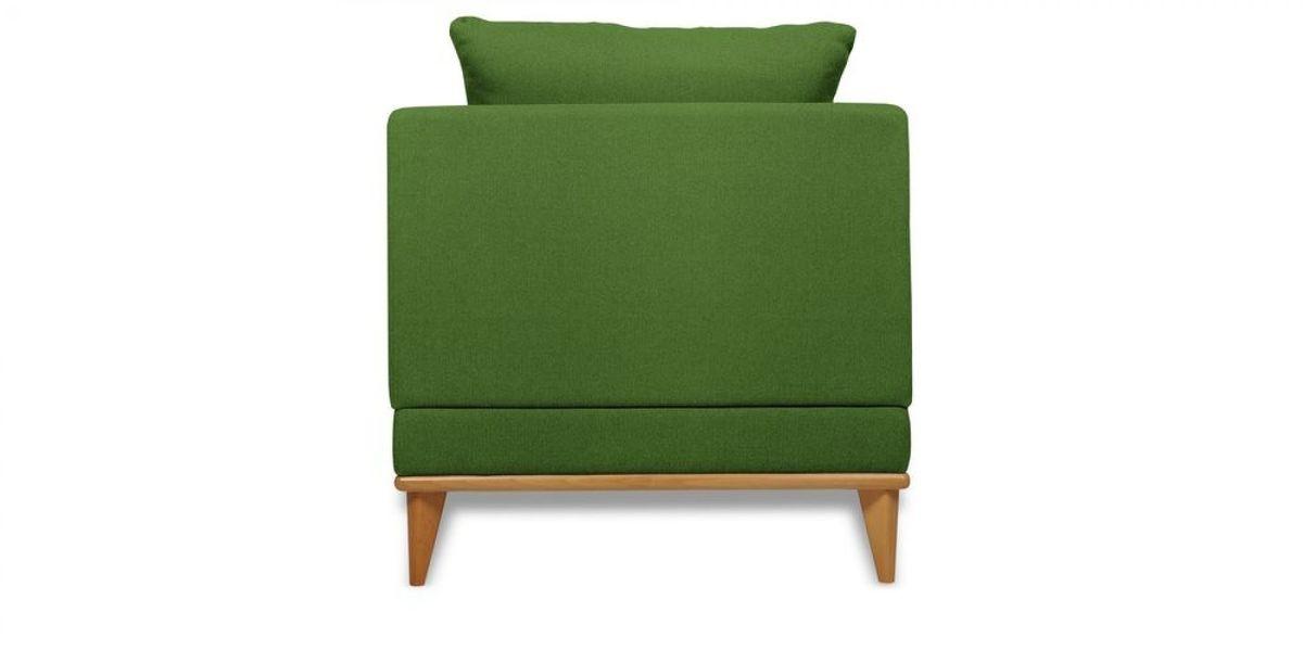 Кресло WOWIN Эстар (Зеленый велюр) - фото 5