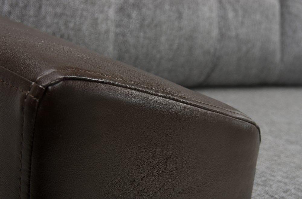 Диван Woodcraft Амстердам Textile Grey - фото 10