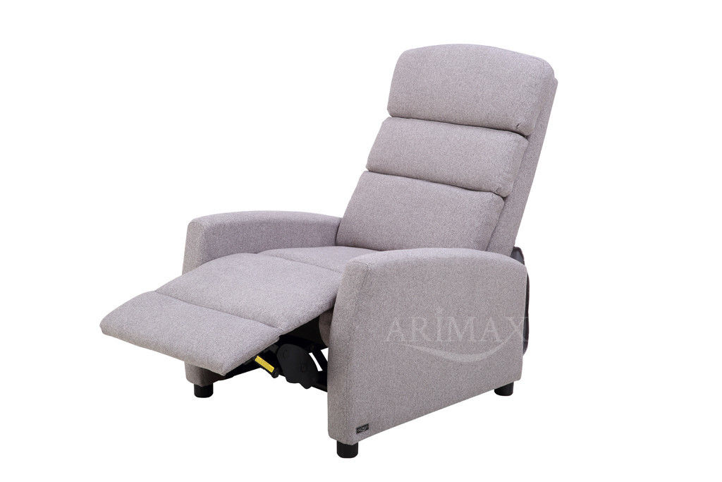Кресло Arimax Dr Max DM04003 (Теплый серый) - фото 4