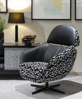 Кресло KLER CORNETTA W189 (чёрный) - фото 1