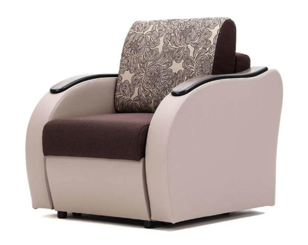Кресло Царицыно Гауди раскладное (формованная подушка) - фото 1