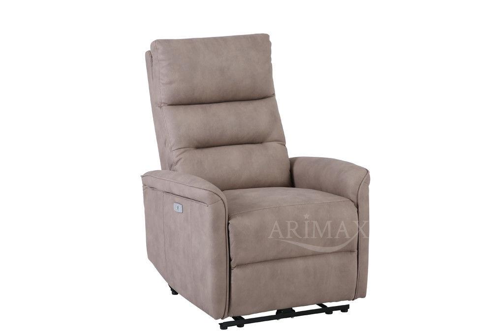 Кресло Arimax Dr Max DM02002 (Светло-коричневый) - фото 1