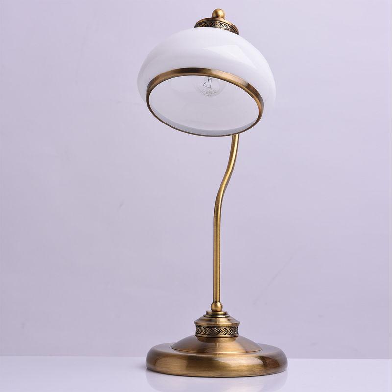 Настольный светильник Chiaro Аманда 481031301 - фото 3