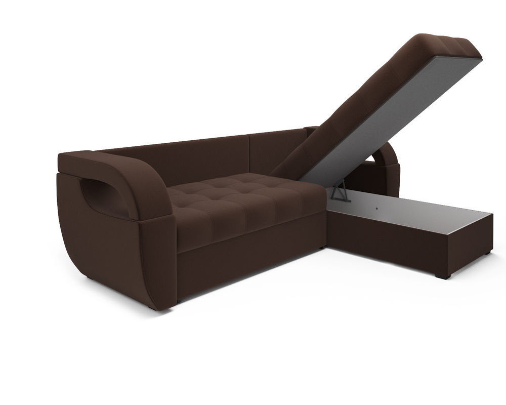 Диван Мебель-АРС Мартин (кордрой коричневый) - фото 6