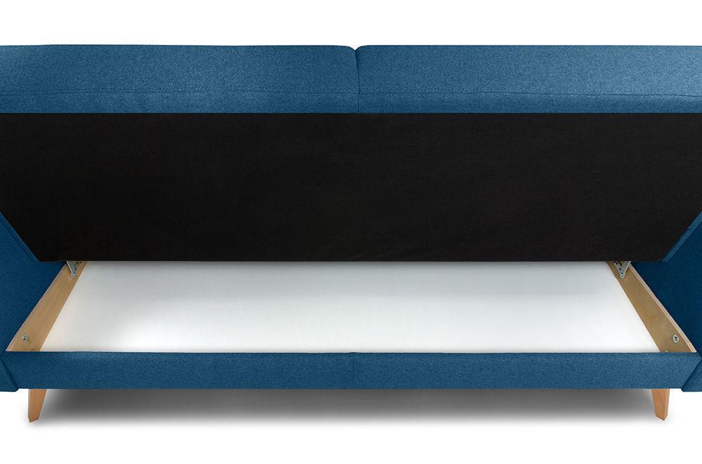 Диван Woodcraft Ровуд Sherst Blue - фото 7