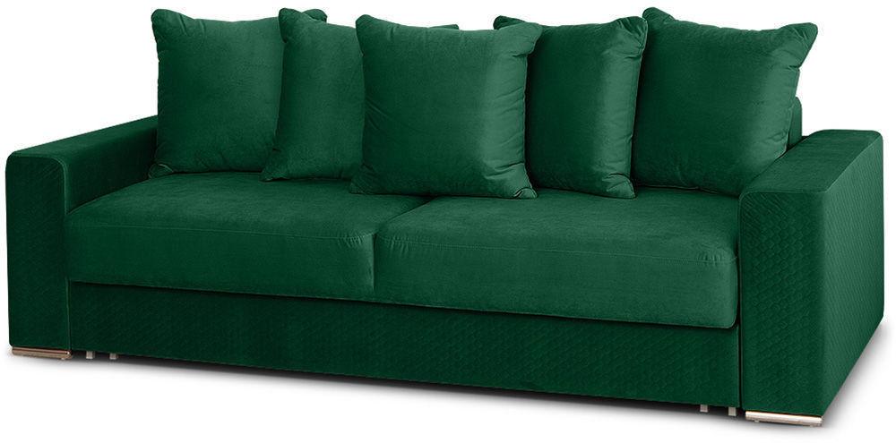 Диван Woodcraft Корсо Velvet Emerald - фото 2