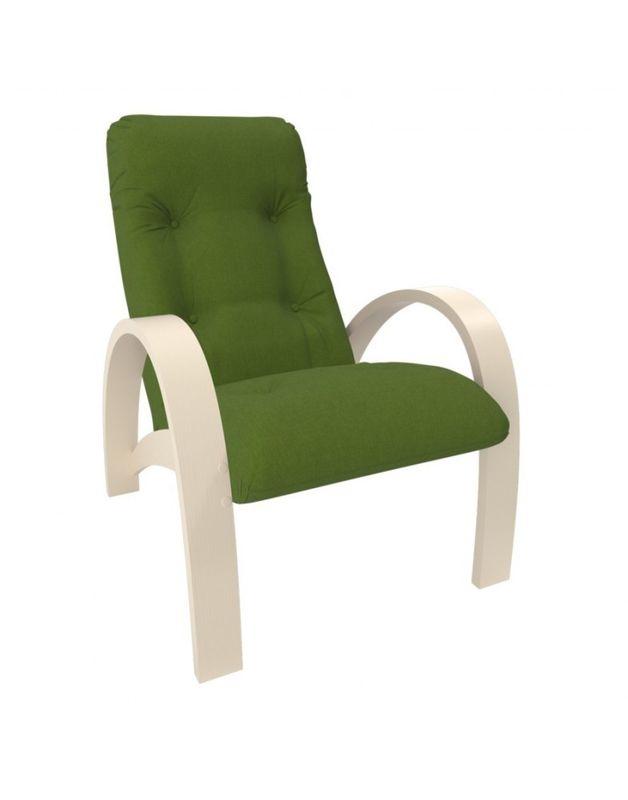 Кресло Impex Модель S7 сливочный (Montana 501) - фото 1
