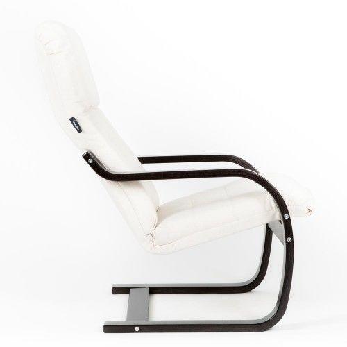 Кресло Greentree Сайма венге/ткань Гардения - фото 3
