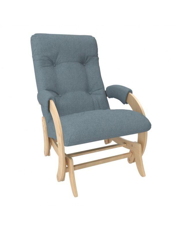 Кресло Impex Кресло-гляйдер Модель 68 Montana натуральный (Montana 602) - фото 1