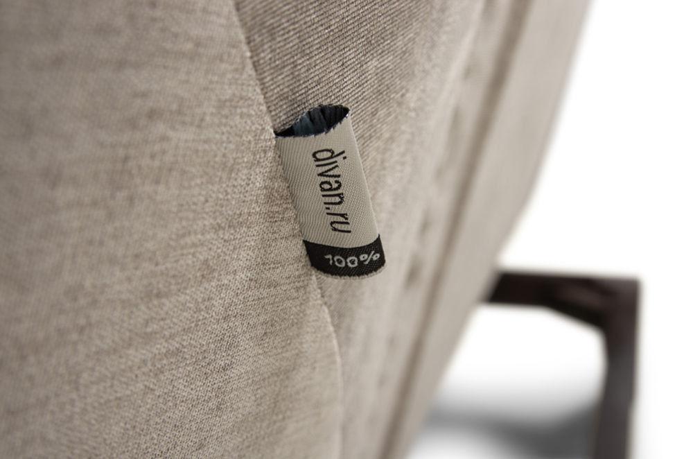 Диван Woodcraft Бонс Velvet Grey прямой - фото 13