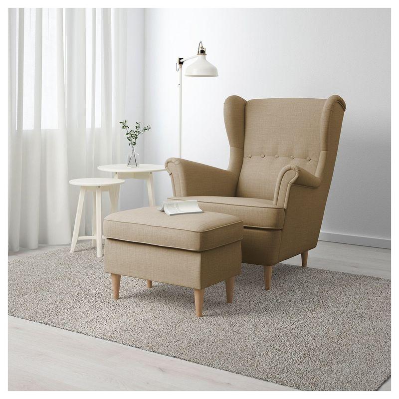 Кресло IKEA Страндмон 704.198.86 - фото 5
