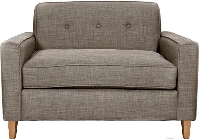 Кресло Brioli Берн Classic Plain 76 - фото 1