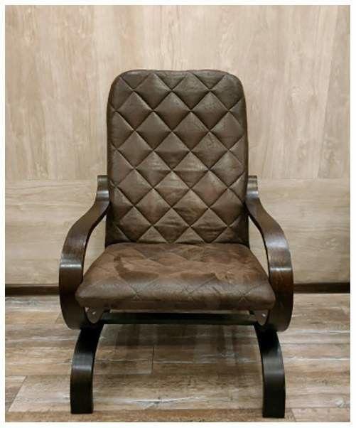 Кресло СтолЛайн Лидер Sahara 58 STL_2013000800058, коричневый - фото 4
