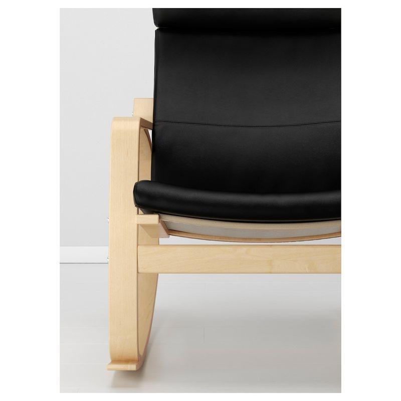 Кресло IKEA Поэнг 192.515.93 - фото 3