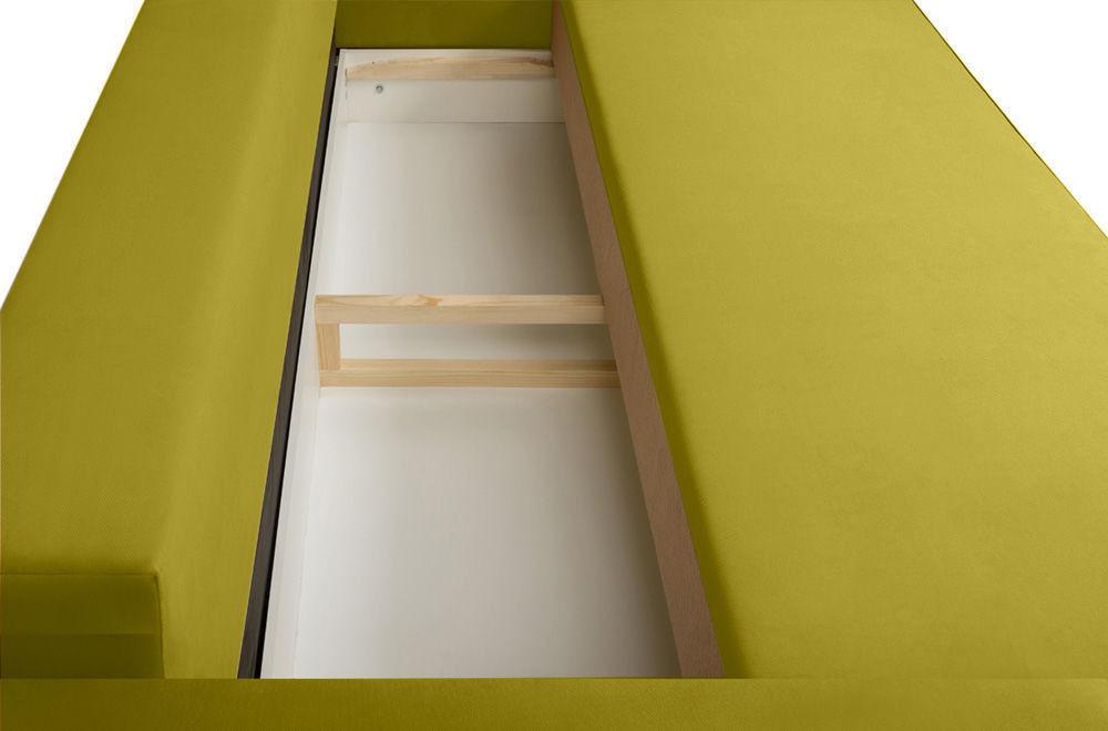 Диван Woodcraft Менли Velvet Lime - фото 7