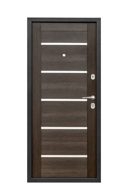 Входная дверь Промет Виктория (венге) - фото 3