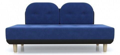 Диван Anderson Торли рогожка синий - фото 1