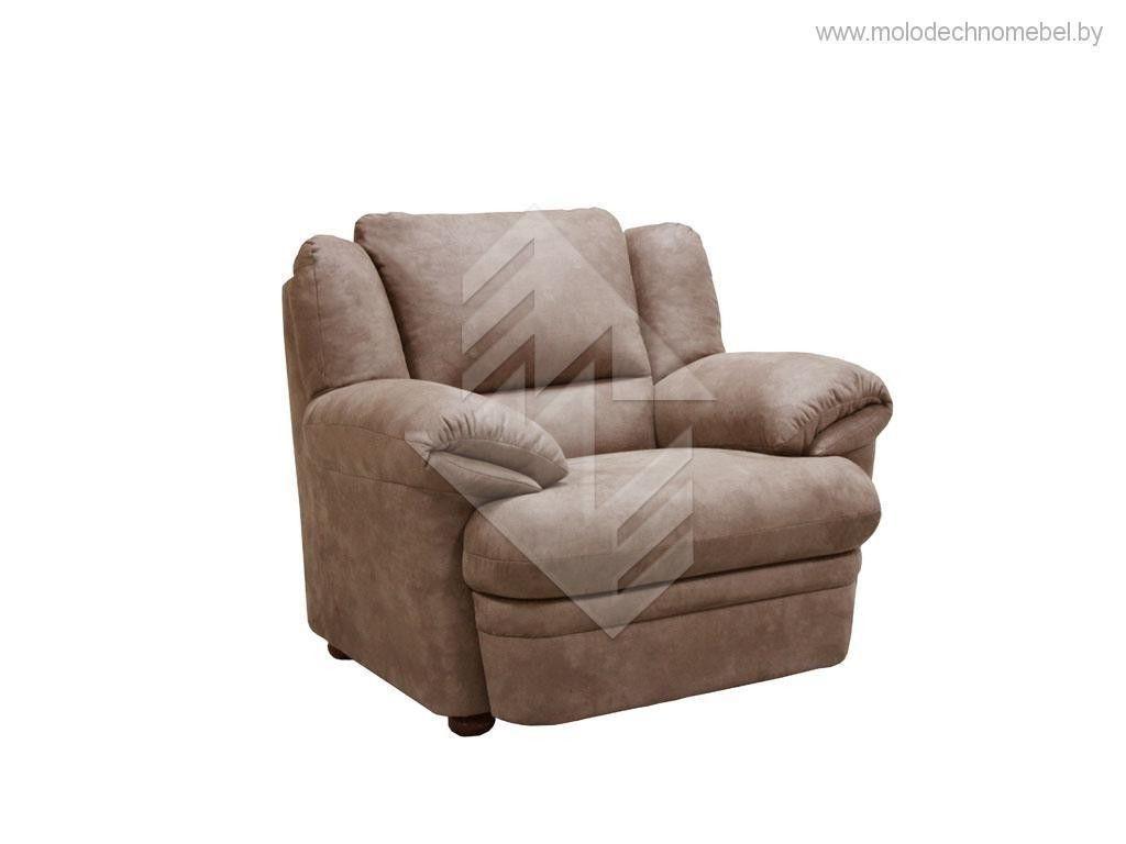 Кресло Молодечномебель Стиль ММ-177-01 - фото 1
