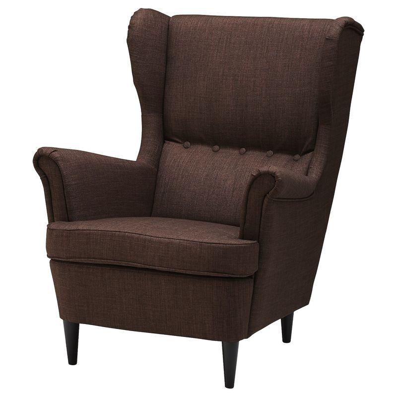 Кресло IKEA Страндмон 904.198.85 - фото 1