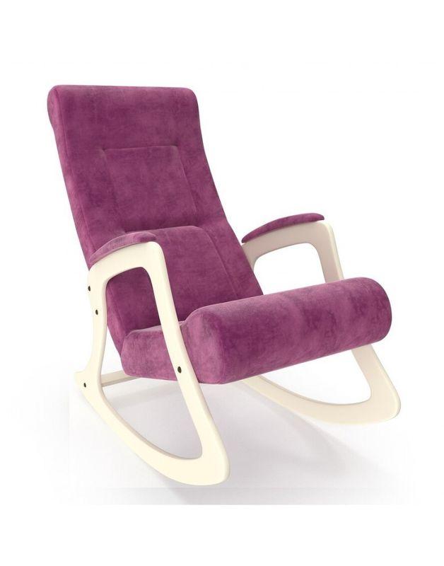 Кресло Impex Модель 2 Verona сливочный (Antrazite grey) - фото 4