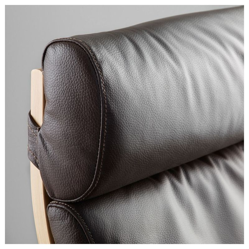 Кресло IKEA Поэнг 792.514.63 - фото 3