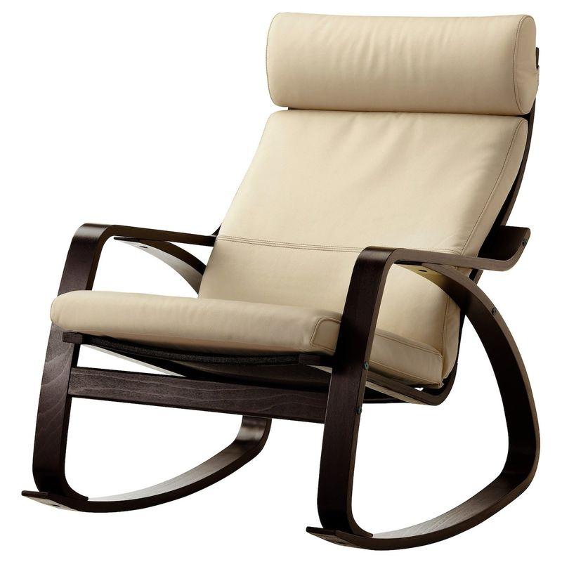 Кресло IKEA Поэнг 092.817.03 - фото 1