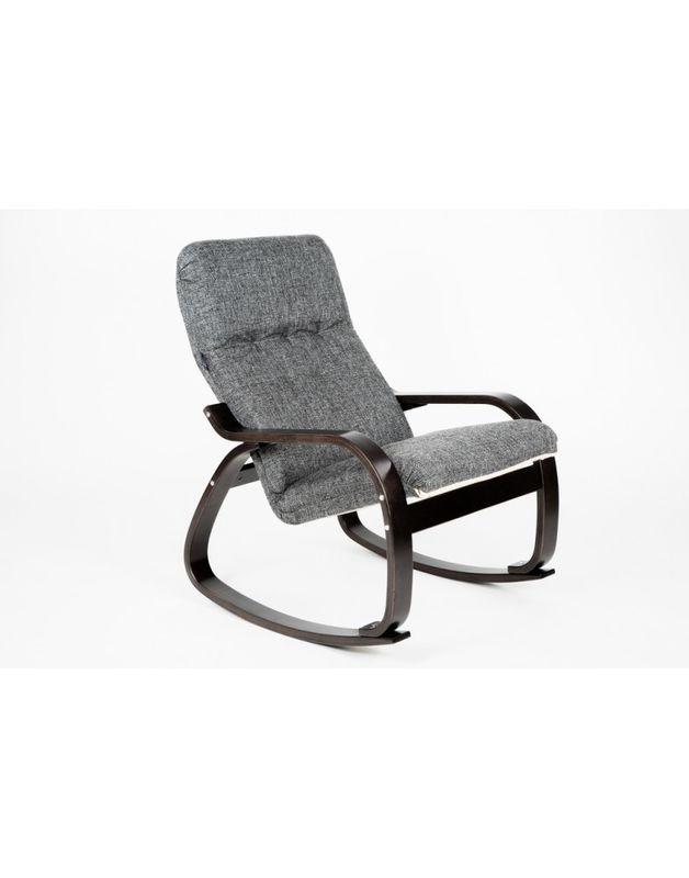 Кресло Impex Сайма венге (Гардения) - фото 2