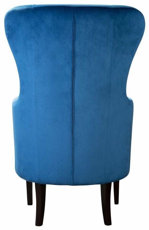 Кресло R-Home Хилтон RST_400081_blue, синий - фото 4