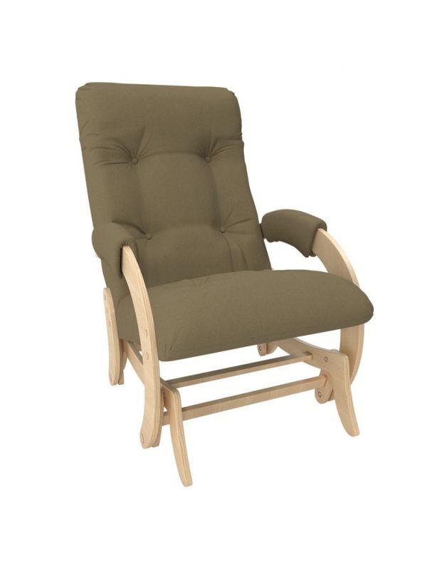 Кресло Impex Кресло-гляйдер Модель 68 Montana натуральный (Montana 804) - фото 2