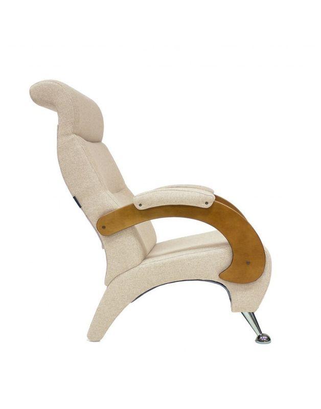 Кресло Impex Модель 9-Д орех (Мальта 3) - фото 3