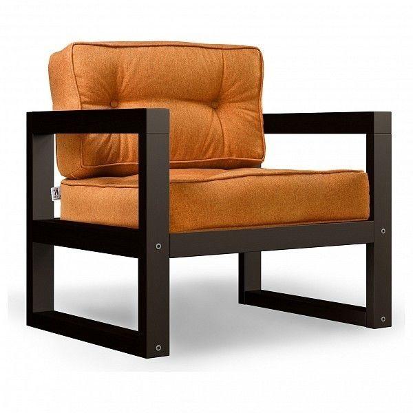 Кресло Anderson Астер AND_122set229, оранжевый - фото 1