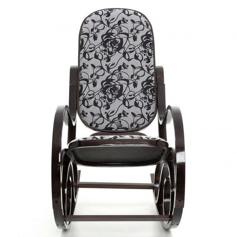 Кресло Бастион Relax m190 (розы) - фото 3