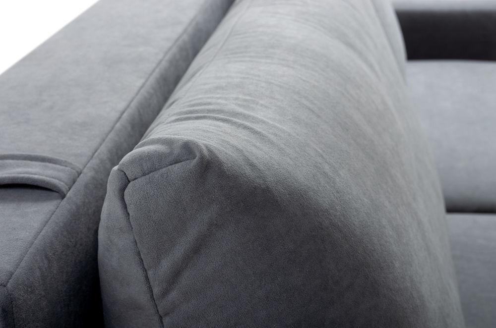 Диван Woodcraft Руан Velvet Grey - фото 10