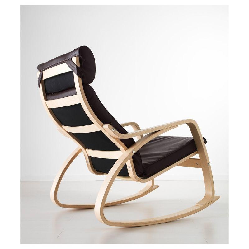 Кресло IKEA Поэнг 792.816.91 - фото 3
