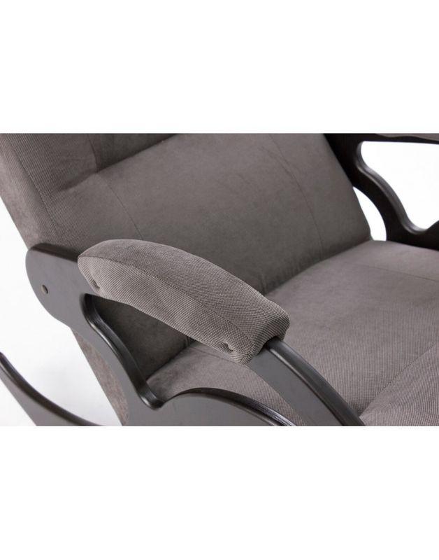 Кресло Impex Модель 5 Verona (Antrazite grey) - фото 4
