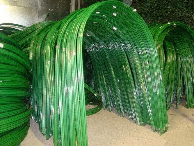 Теплица РинаПластик Дуги парниковые 3.5 м комплект 6 шт. - фото 1