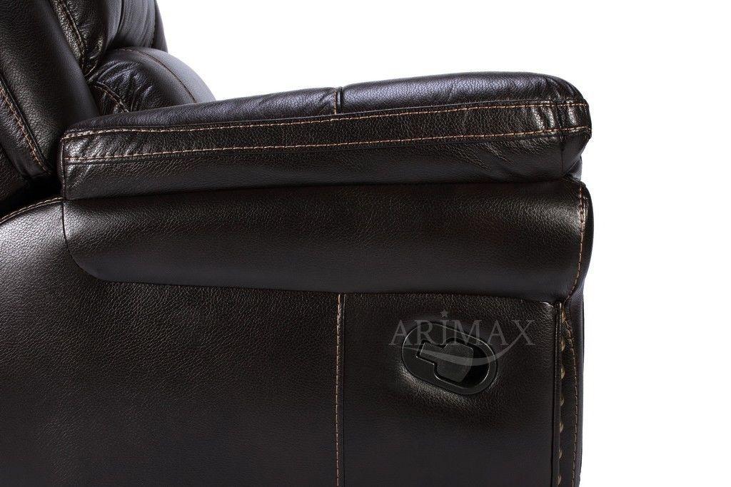 Кресло Arimax Каспер (Темно-коричневый) - фото 8