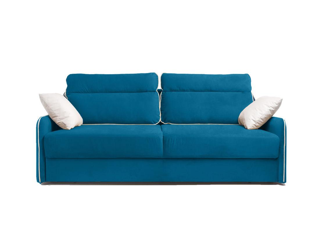 Диван Puffo Марсель Velvet Blue - фото 1