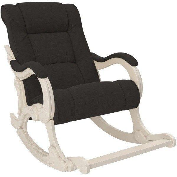 Кресло Impex Модель 77 Лидер Montana 100 сливочный - фото 1