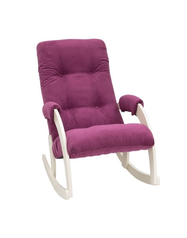 Кресло Impex Модель 67 Verona сливочный (cyklam) - фото 1