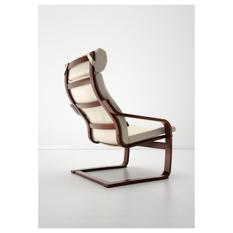 Кресло IKEA Поэнг 692.514.68 - фото 3
