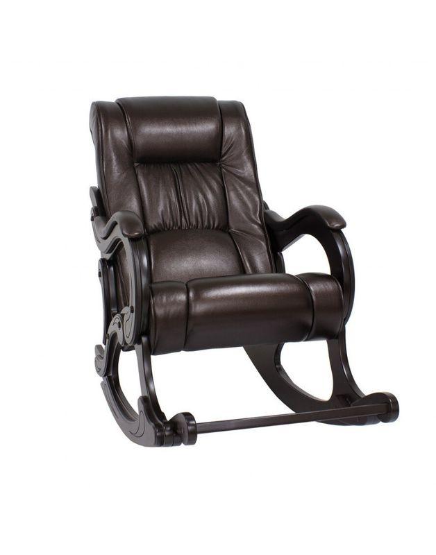 Кресло Impex Модель 77 Экокожа (oregon 120) - фото 1
