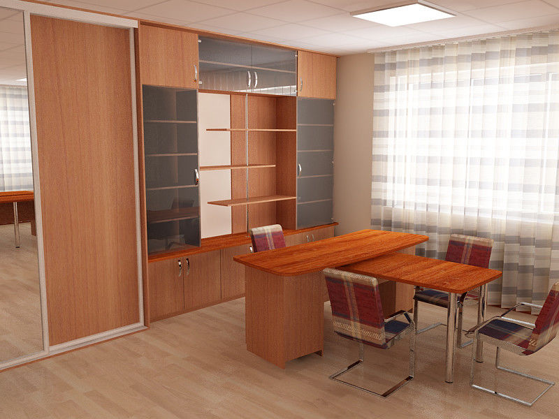 Мебель для руководителя VMM Krynichka Пример 1 - фото 1