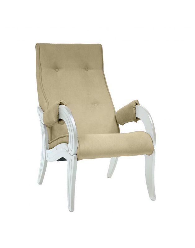 Кресло Impex Модель  701 verona сливочный (Vanilla) - фото 1
