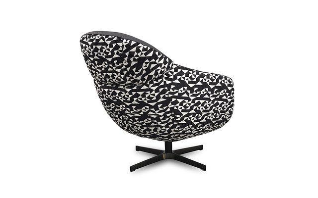 Кресло KLER CORNETTA W189 (чёрный) - фото 6