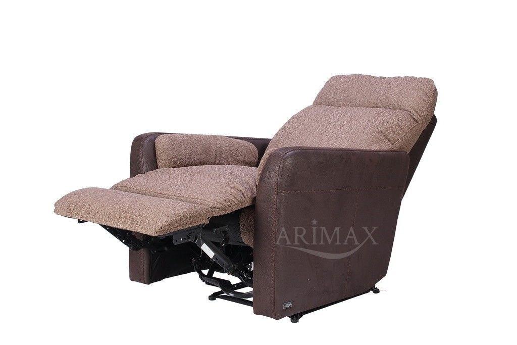 Кресло Arimax Мюррей (Шоколадная крошка/Пралине) - фото 3