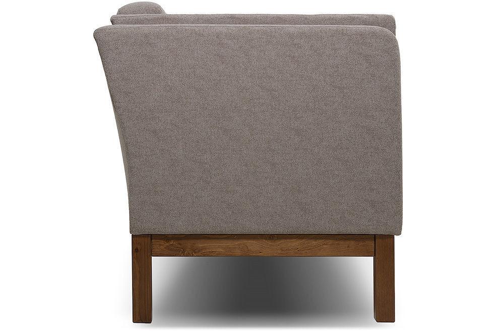 Диван Woodcraft Айверс Textile Beige (прямой) - фото 6