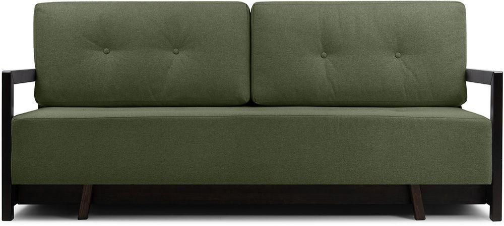 Диван Woodcraft Осхен Textile Green - фото 1