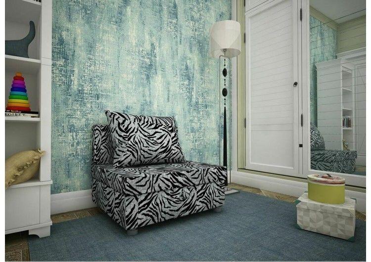 Кресло Раевская мебельная фабрика зебра серая 00697 - фото 1